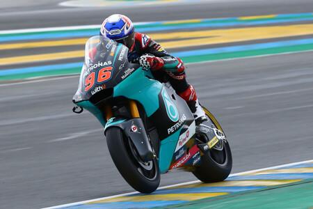 Dixon Francia Moto2 2020