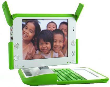 El portátil XO se podrá comprar en Septiembre