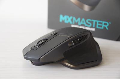 Logitech MX Master, análisis: la espera ha merecido la pena