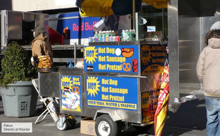 Street Food Carro New York