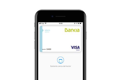 Bankia ya es compatible con Apple Pay en España, así puedes activarlo para pagar con el iPhone y el Apple Watch