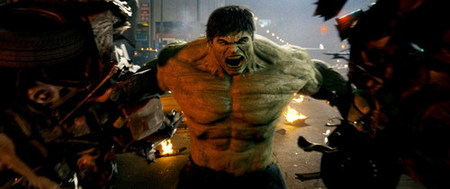 'El increíble Hulk', mucho ruido y pocas nueces
