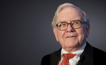 Una empresa china de juego online gana el almuerzo con Warren Buffet