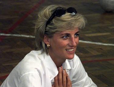 Una exposición única mostrará en Londres los vestidos más icónicos de la Princesa Diana