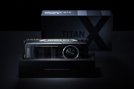 Nvidia Geforce Gtx Titan X Packaging Open