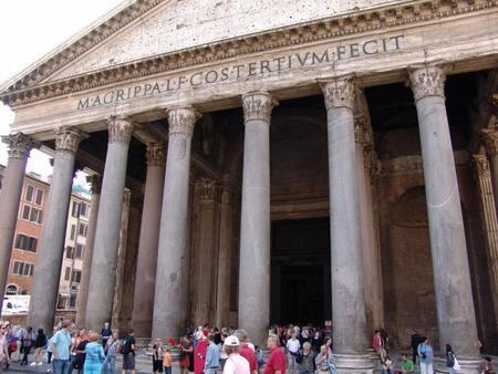 El Panteón de Roma podría haber sido un enorme reloj solar