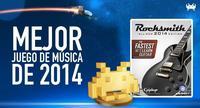 Mejor juego de música de 2014 según los lectores de VidaExtra: Rocksmith 2014