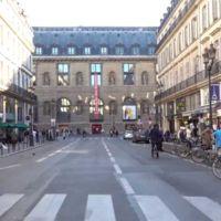 Así se ve París sin coches (vídeo)