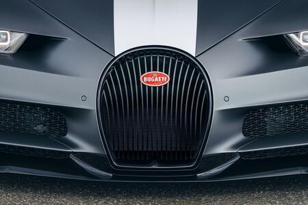 Bugatti Chiron Sport Les Legendes Du Ciel 2021 008