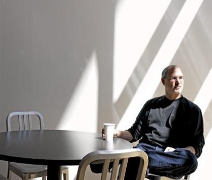 Imagen de la semana: Steve Jobs