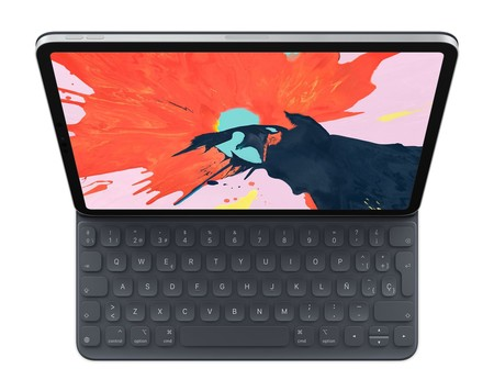 "Smart Keyboard Folio para iPad Pro (2018) de 11"" por 155 euros en eBay"