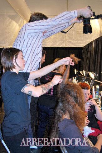 Foto de Maquillaje de Pasarela: Toni Francesc en la Semana de la Moda de Nueva York 2 (8/24)