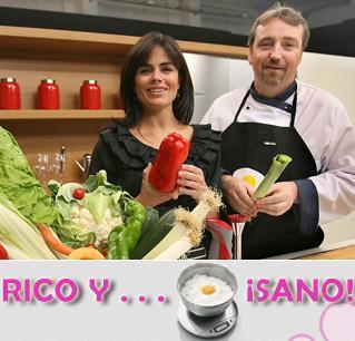 Rico y Sano, nuevo programa de cocina saludable en Canal Cocina