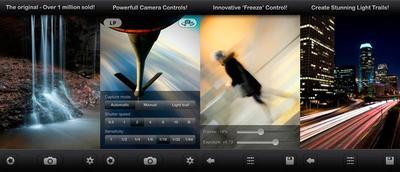 Slow Shutter Cam, aplicación fotográfica para iOS que exprime un poco más la cámara