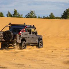 Foto 27 de 47 de la galería project-viper-land-rover-defender en Motorpasión