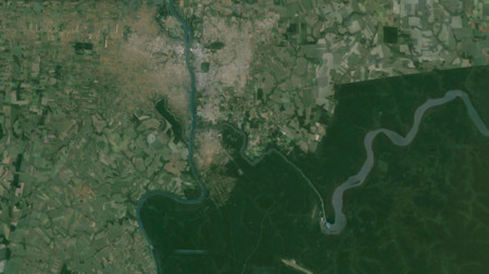 Brasil Argentina Paraguay Frontera