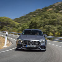 Pódcast #16: Mercedes-AMG A 45 +  Pagani Huayra BC Roadster + Actualización Renault Sandero