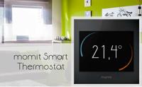 momit Smart Thermostat, un termostato Wi-Fi inteligente y además bonito