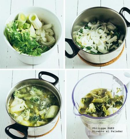 Sopa Verde 3
