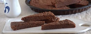 Galletas shortbread de cacao, la receta de las exquisitas pastas escocesas para amantes del chocolate