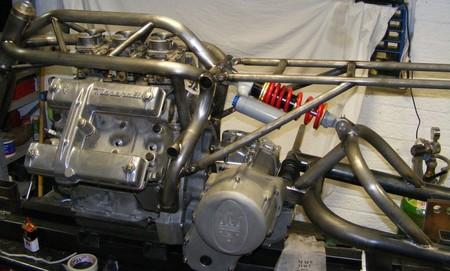 Crosbreed Maserati V6