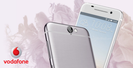 HTC One A9 llega a Vodafone desde 17 euros mensuales