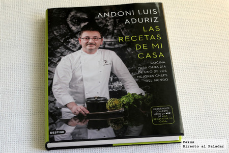 Las recetas de mi casa. Libro de cocina
