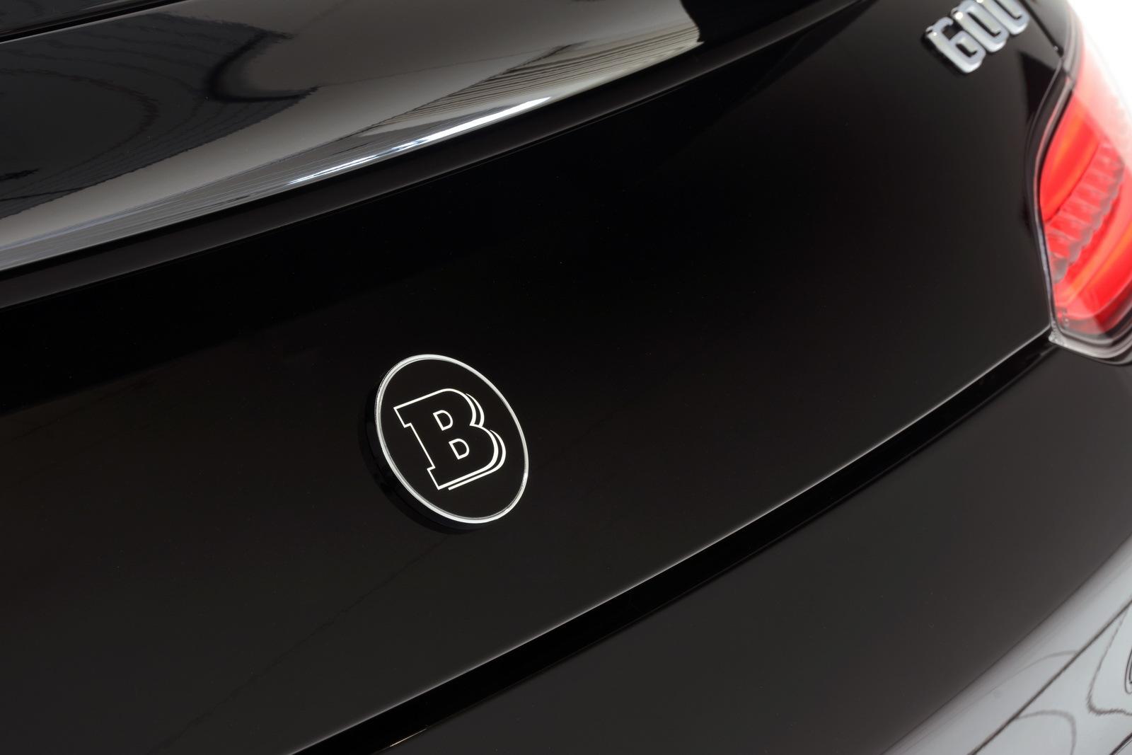 Foto de Brabus Mercedes-AMG GT S (32/38)