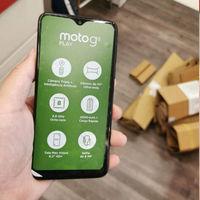 El Moto G8 Play aparece en unas fotos que desvelan su diseño y algunas especificaciones