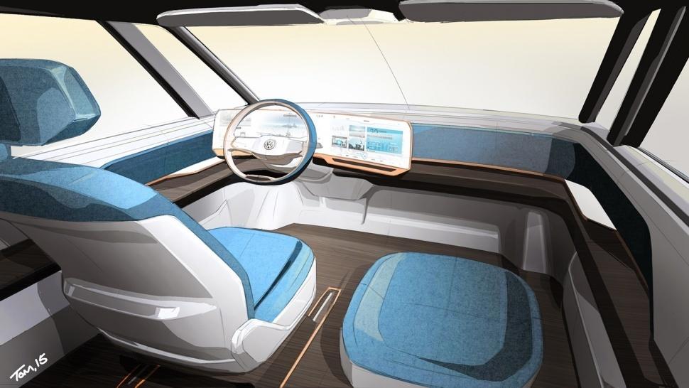 Foto de Volkswagen BUDD-e concept (14/30)