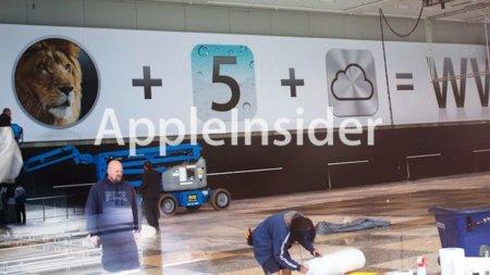 iCloud se deja ver en los carteles de la WWDC 2011