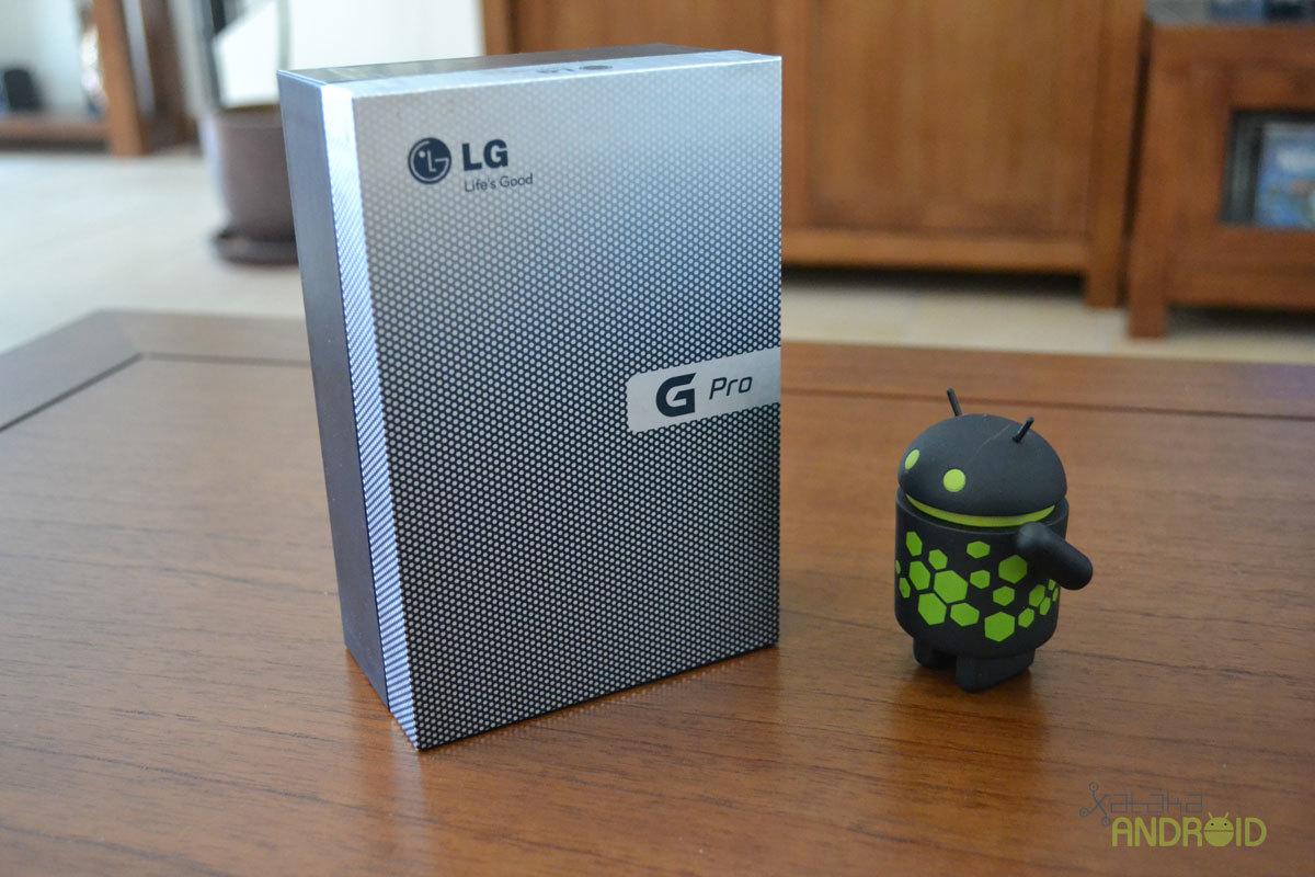 Foto de LG Optimus G Pro, galería de imágenes (1/16)