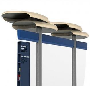 Palma tendrá puntos de bookcrossing en las paradas de la EMT