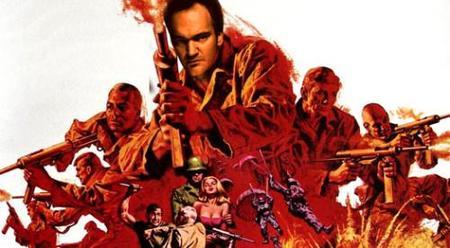 Brad Pitt y el reparto de 'Inglorious Bastards' de Quentin Tarantino