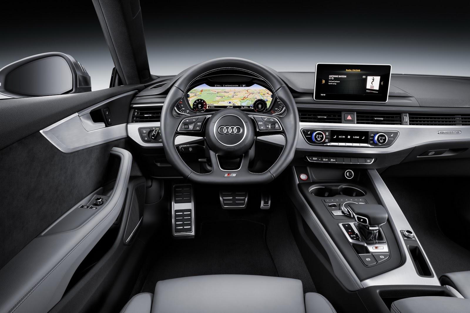 Foto de Audi A5 y S5 2017 (1/32)