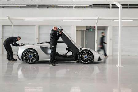 Lotus Evija Prototipo 03
