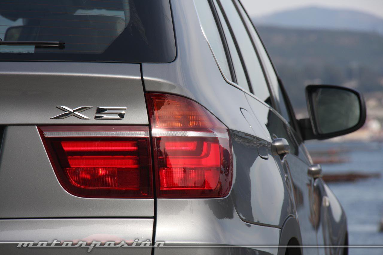 Foto de BMW X5 4.0d xDrive (prueba) (41/48)