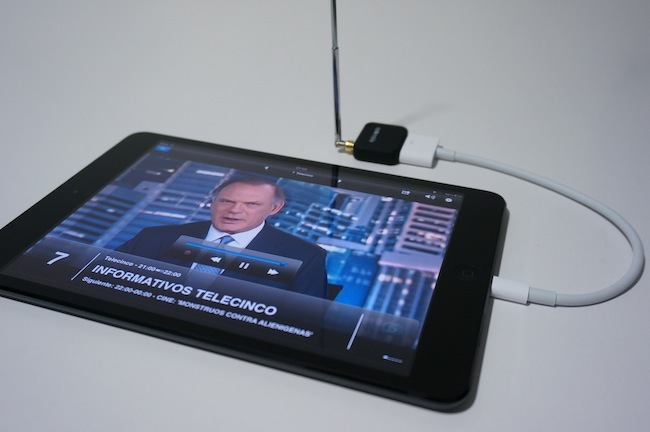 eyeTV mobile ipadmini noticias
