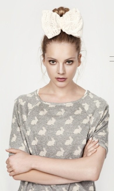Zara, nuevo lookbook para el Verano 2010: una mujer joven, folk y pop