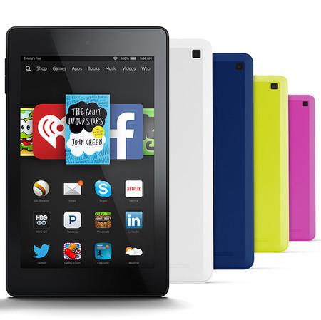 Nuevos Kindle Fire HD y Fire HDX 8.9,  Amazon hace un ajuste importante a su oferta de tablets