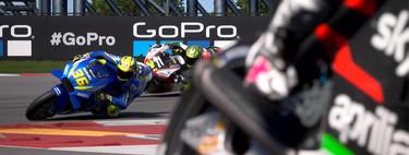 MotoGP eSport 2020: una liga virtual de motos profesionalizada, con egamers españoles y un BMW M235i de premio