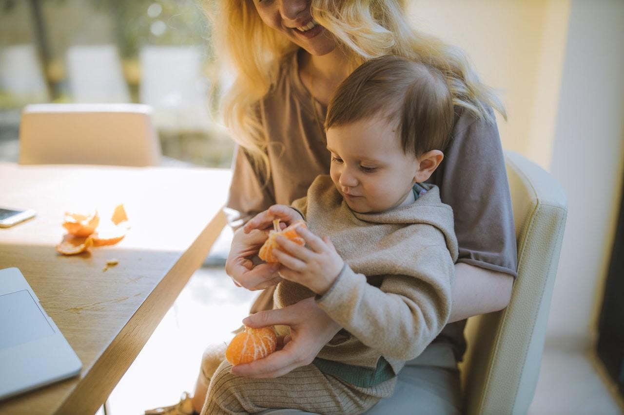 comer naranjas en el embarazo hace mal