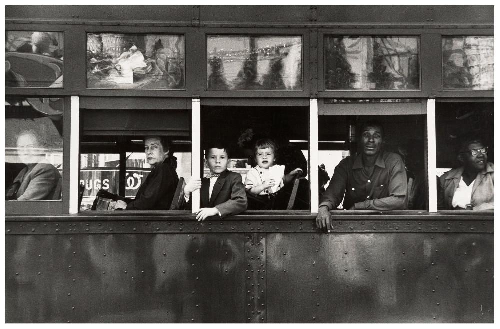 Murió el fotógrafo Robert Frank 1366_2000