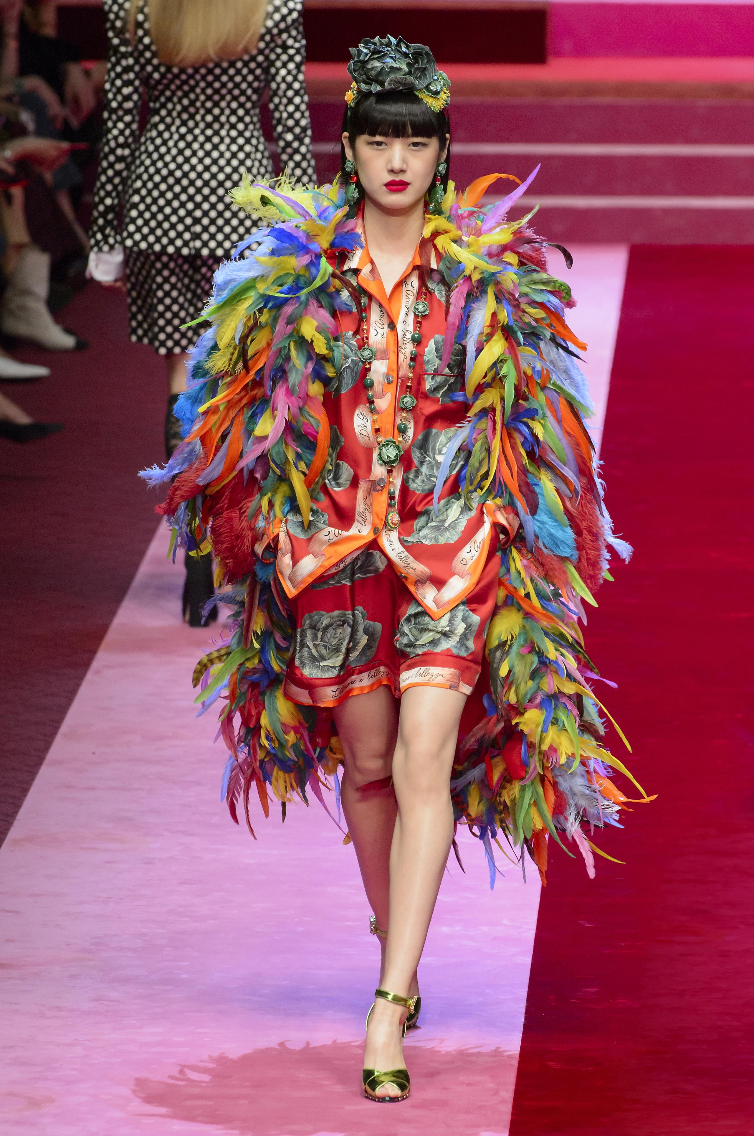 Foto de Dolce&Gabbana Primavera/Verano 2018 (96/106)