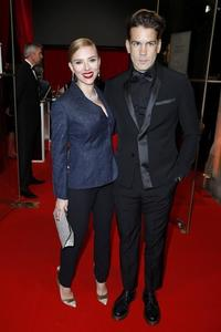 Scarlett Johansson ya es la mamá de Rose