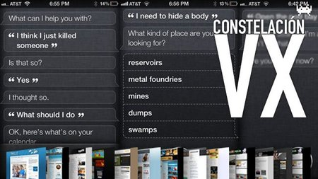 Olerás tu ordenador, Siri te ayudará a enterrar un cadáver y recordarás las consolas de tu vida. Constelación VX (LXXIV)