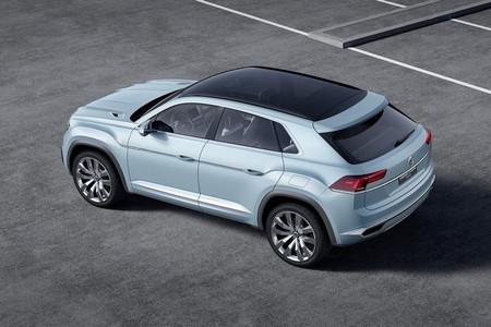 Volkswagen Cross Coupe Gte Detroit Techo