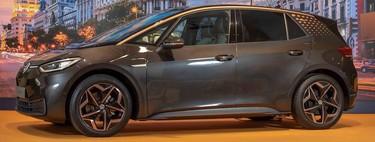 Primer contacto con el Volkswagen ID.3: un coche eléctrico con una habitabilidad brutal y un equipamiento que convence