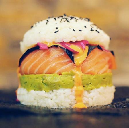Sushi Burger 3