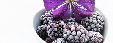 ¿Qué tanto nos aportan las frutas y verduras congeladas?